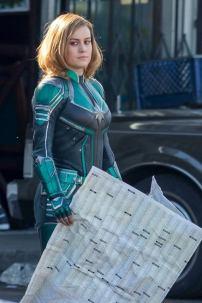 Captain marvel sets first image 2