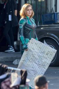 Captain marvel sets first image 3