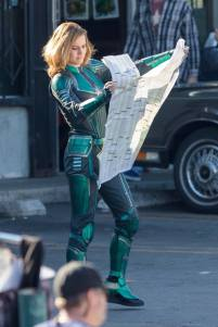 Captain marvel sets first image 4