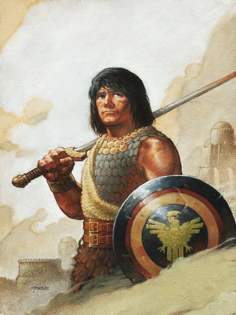 conan by mark schultz
