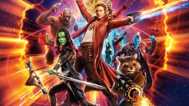guardians of the galaxy vol 2 poster banner