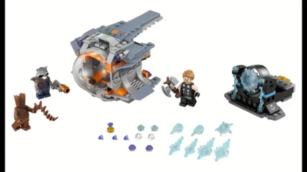 infinity war lego 1