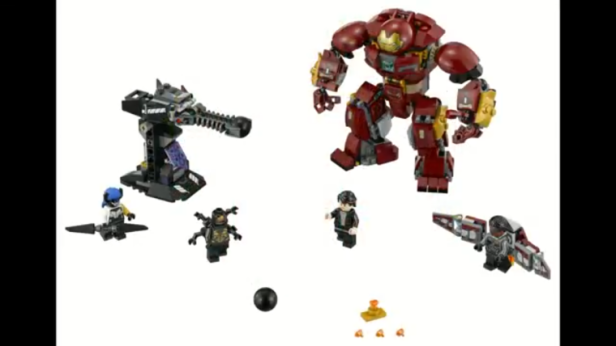 infinity war lego 2