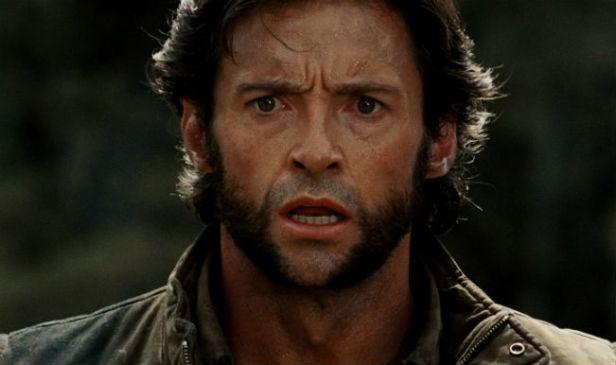 wolverine hugh-jackman scared