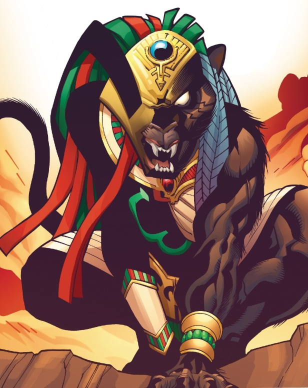 black panther Bast_(Earth-616)_from_Black_Panther_Vol_1_167_001