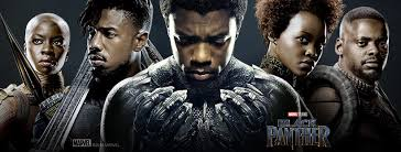 black panther caracters banner