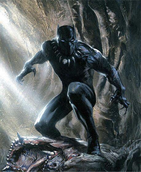 black panther standart image full