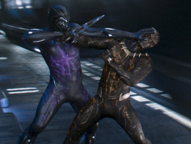 black-panther suited killmonger final battle