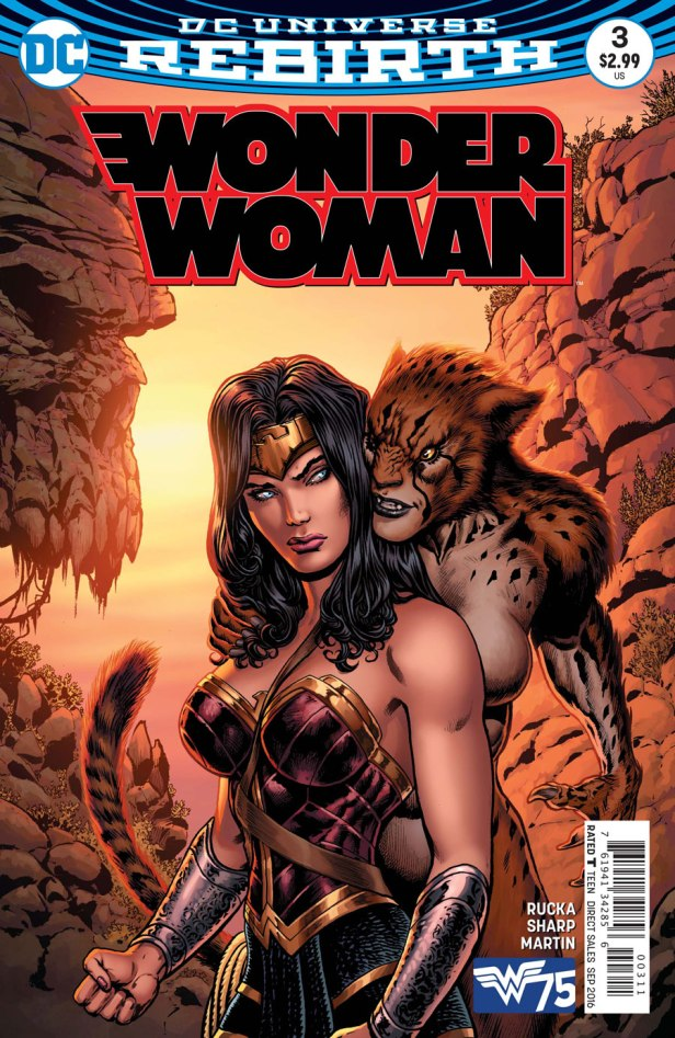 cheetah rebirth wonder-woman vol 3 03 cover