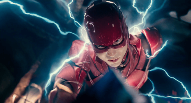 flash speed force justice league