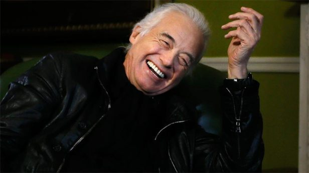 jimmy page 2018 by PA images planet magazine