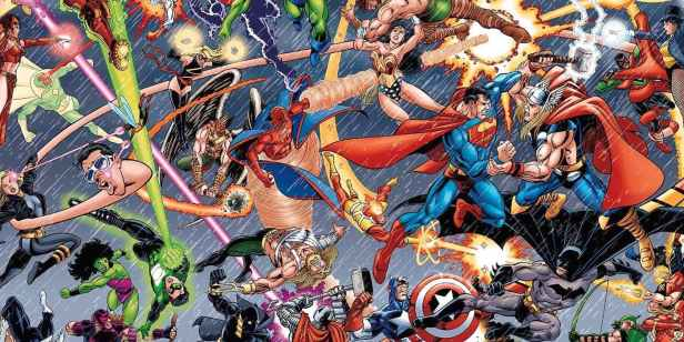 jla-avengers-crossover-comic-justice-league-facts