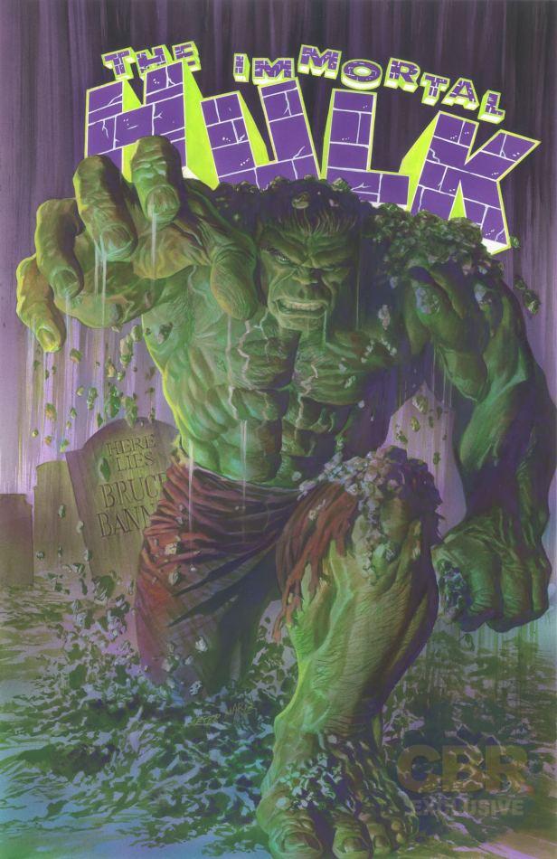 The-Immortal-Hulk 01 cover 2018 Alex-Ross