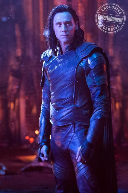 MARVEL'S AVENGERS: INFINITY WARTom Hiddleston as Loki