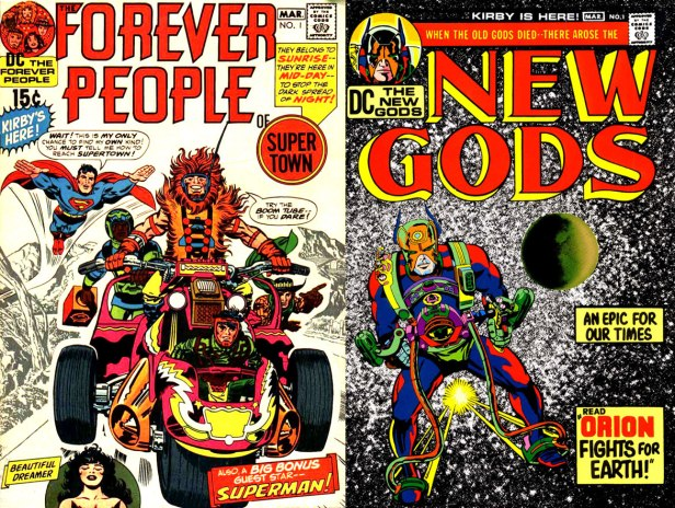Jack-Kirby-New-Gods 01 and forever people 01