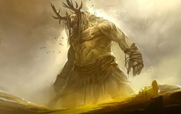 buri king of asgard