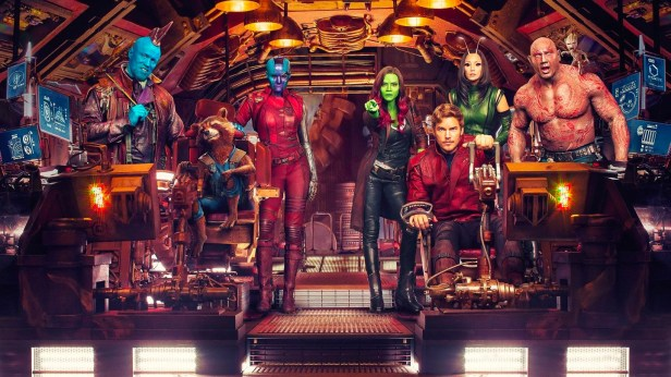 guardians of the galaxy vol 2 heroes united