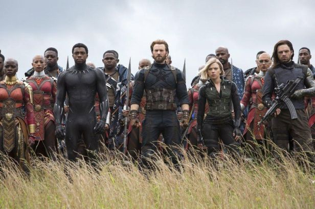 infinity war prepare to battle of wakanda