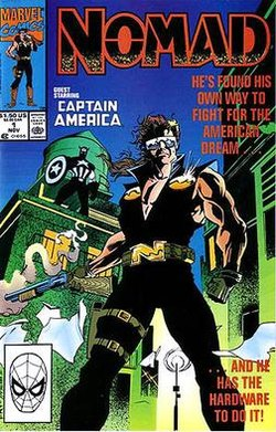 Nomad 01 cover 1990