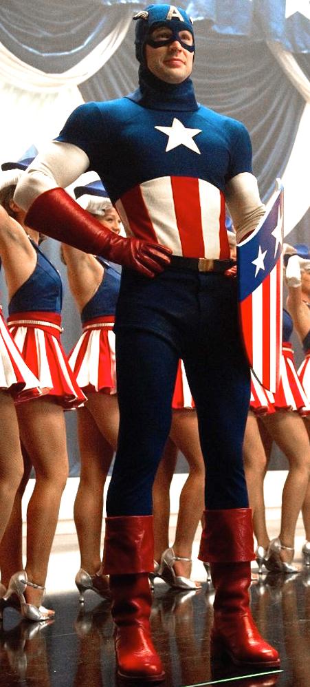 the first avenger cap USO_Uniform
