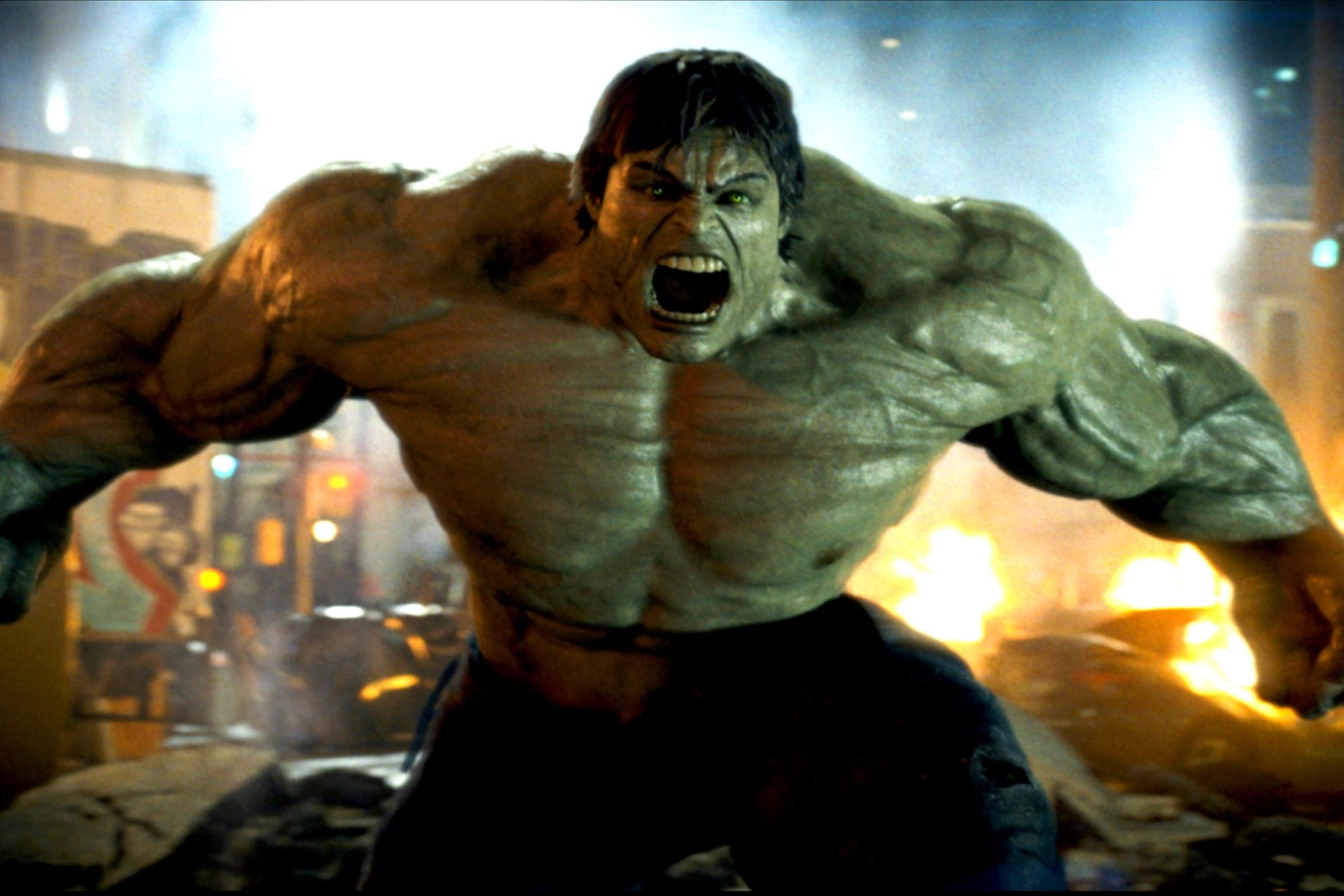 The Incredible Hulk (2008)Hulk