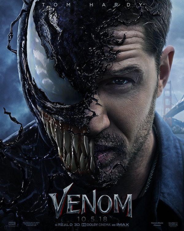venom first poster