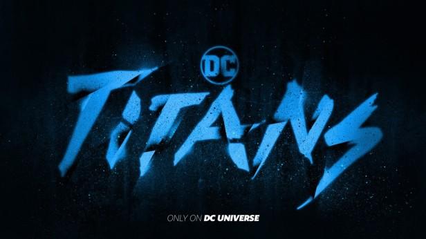 dc universe titans logo