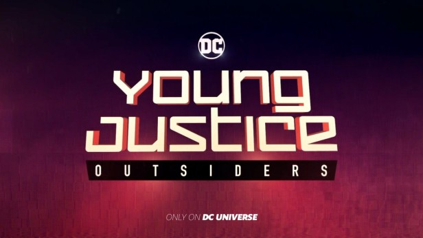 dc universe young justice logo
