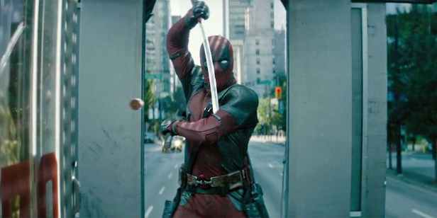 deadpool 2 trailer sword scene