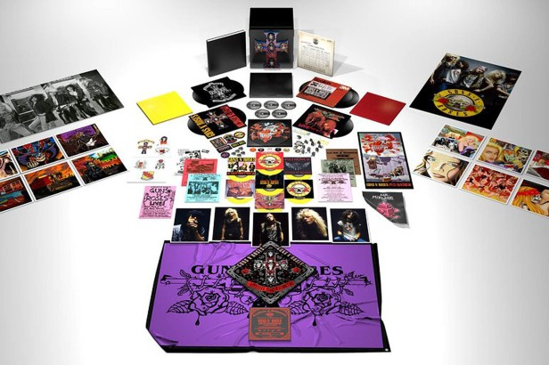 gunsnroses appetite for destruction super deluxe
