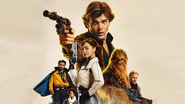 Star-Wars-Han-Solo cinema poster