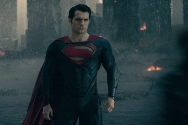 superman on justice league