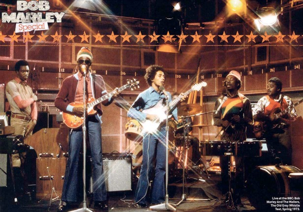 bob marley and the wailers 1972 top gear with tosh and bunny