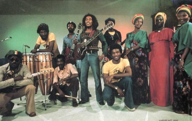 bob marley and the wailers 2