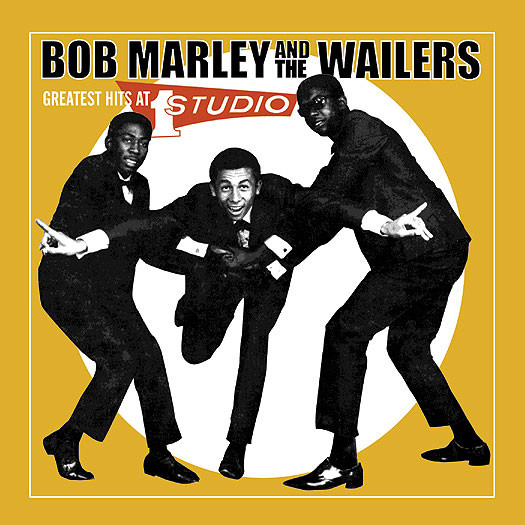 bob marley and the wailers original trio CD