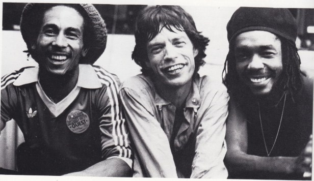 BobMarleyMickJaggerPeterTosh