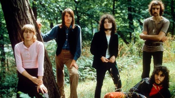 fleetwood mac 5 pieces 1969 on colours