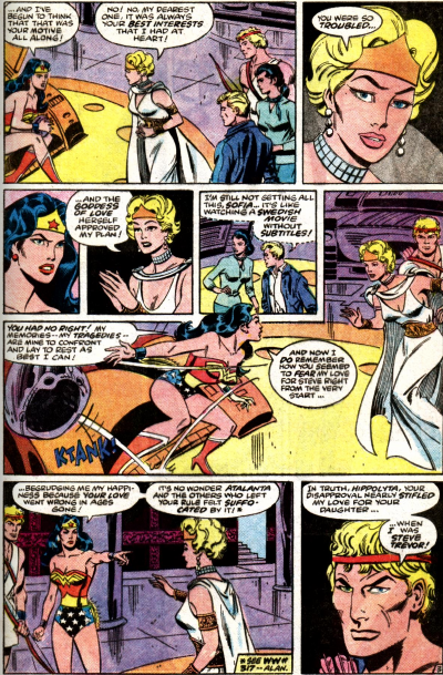 wonder woman steve trevor eros ww 322