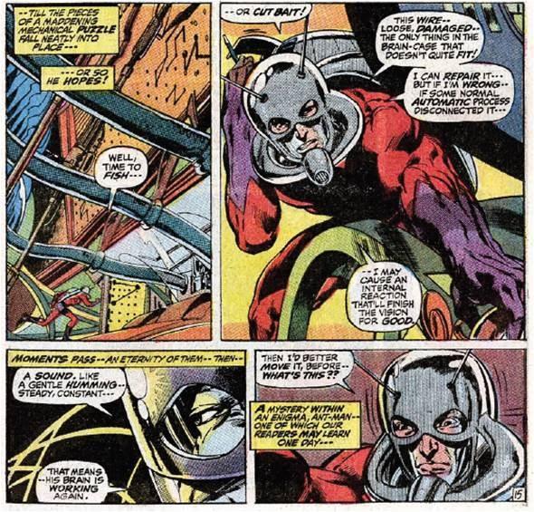 avengers 93 ant-man inner the vision 1
