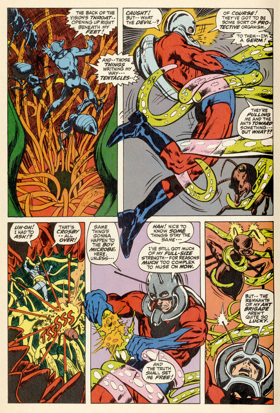 avengers 93 ant-man inner the vision 2