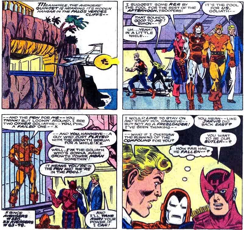 hank pym assistance west coast avengers