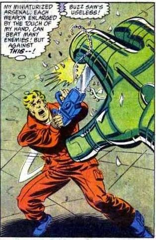 hank-pym red suit