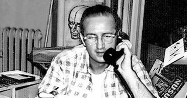 steve_ditko on the phone