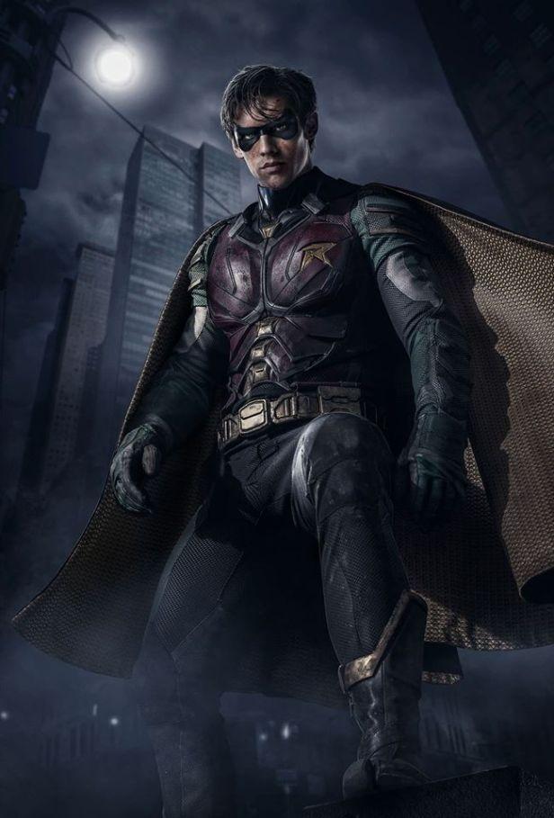 titans TV robin complete