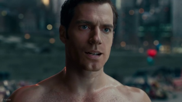 superman bizarre mouth justice league 2