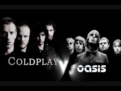 coldplay and oasis