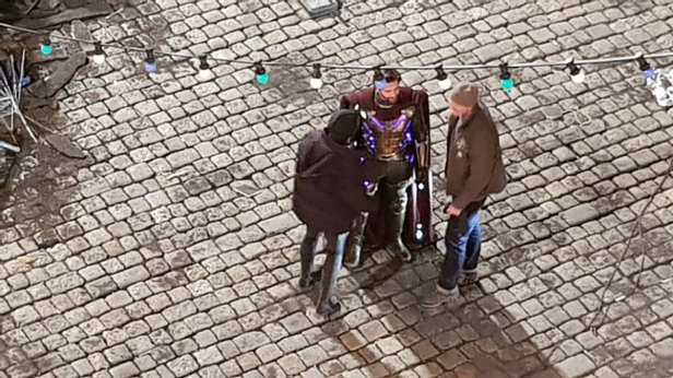 far from home sets mysterio first