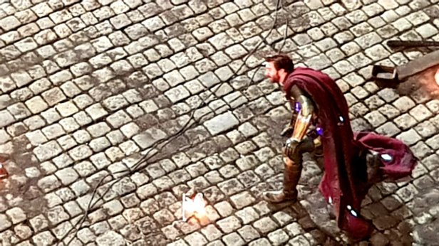 far from home sets mysterio second