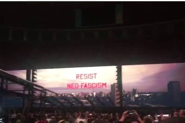 roger waters rsist fascism in brasilia