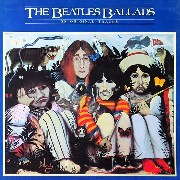 beatles ballads cover